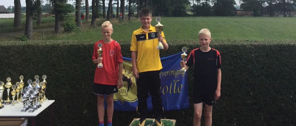 Bart Lucas Nederlands kampioen 'Veld'