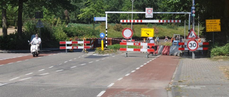 Bekenhorsttunnel afgesloten
