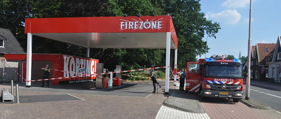 Lekkende pomp bij Firezone