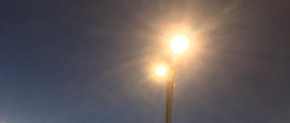 Totale buitenverlichting vervangen