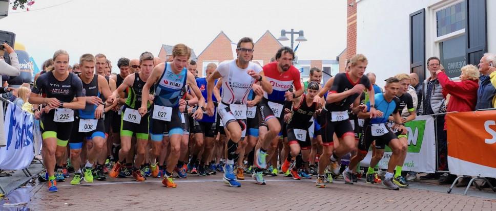 Thijs Wiggers wint in nieuwe recordtijd