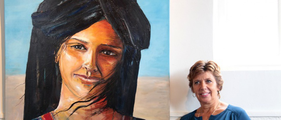 Indringende vrouwenportretten