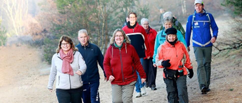 Nieuw wandelprogramma FitStap