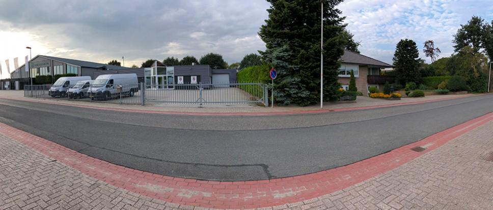 Toch extra ontsluiting Molenkamp?