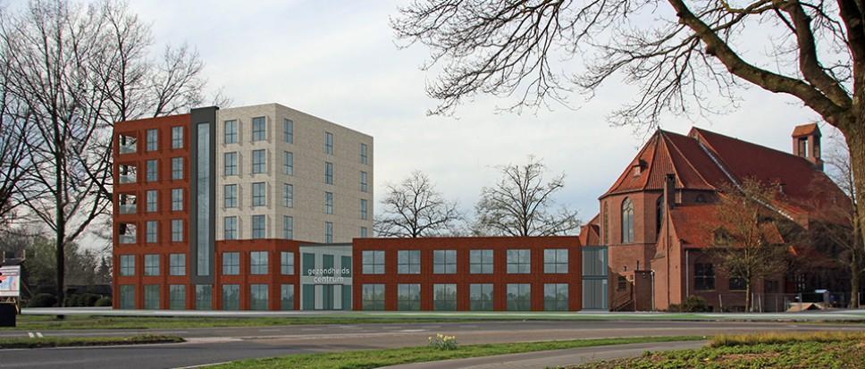 Plan voor Eerstelijns Ziekenhuis in Borne