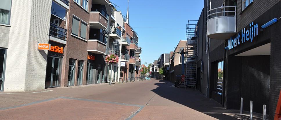 Werkzaamheden Nieuwe Kerkstraat