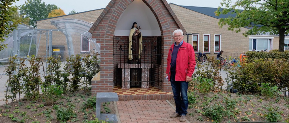 'Deze kapel is een mooie afronding'