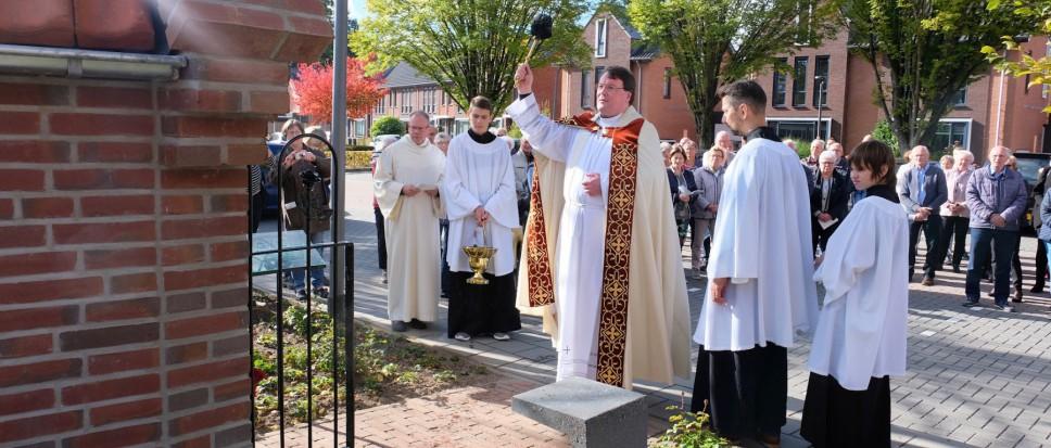 Nieuwe Theresiakapel ingewijd
