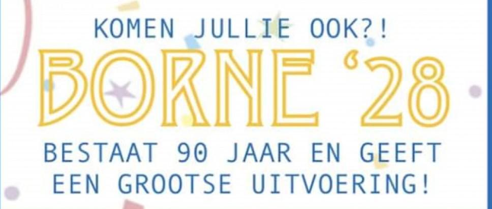 De Tijdmachine door Borne'28