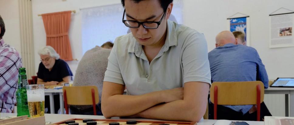 Yuen Wong kampioen