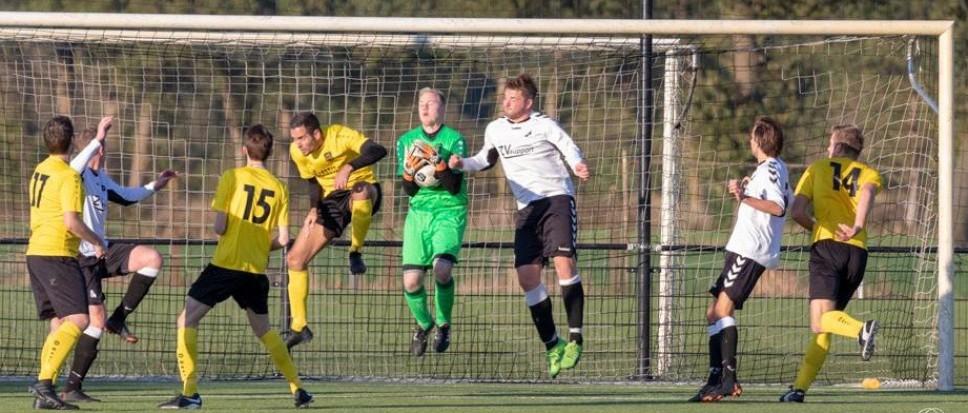 BVV Borne wint derby tegen ZV