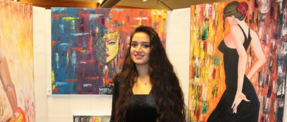 Sterke vrouwenportretten van Neveen Rustum