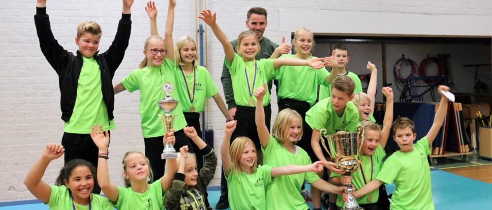 St. Stephanusschool wint tafeltennis