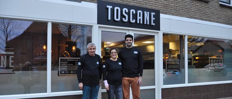 Toscane is klaar met Thuisbezorgd.nl