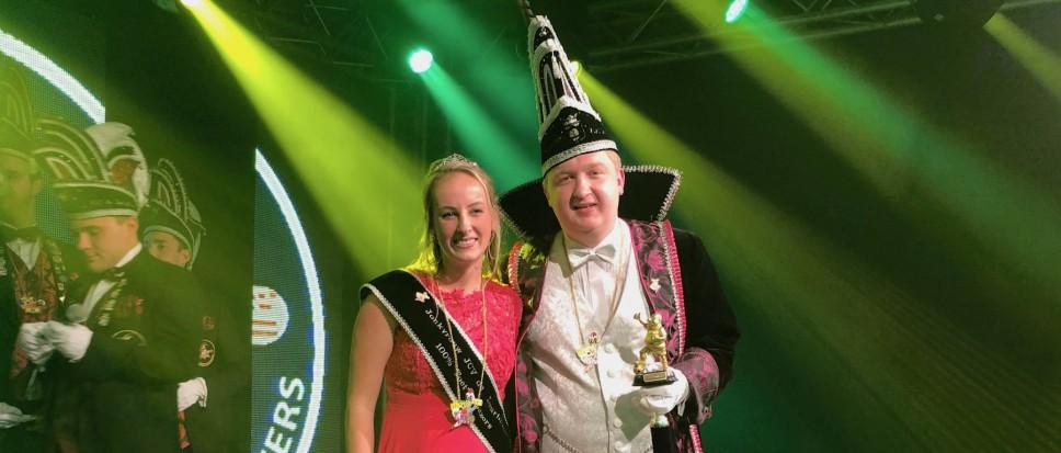 Mervin en Roos: 'Een leuke combi'