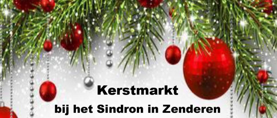 Kerstmarkt bij het Sindron