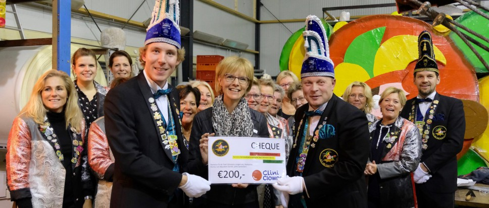 Foute act levert 200 euro op