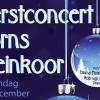 Kerstconcert Borns Kleinkoor