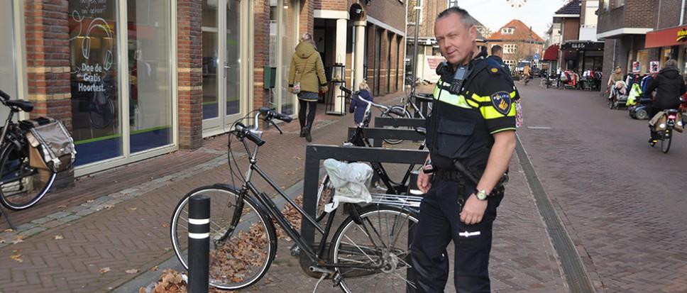 Extra controles op fietsverlichting