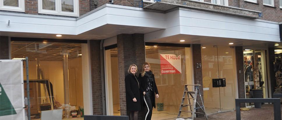 ZóMooi verhuist naar Nieuwe Kerkstraat