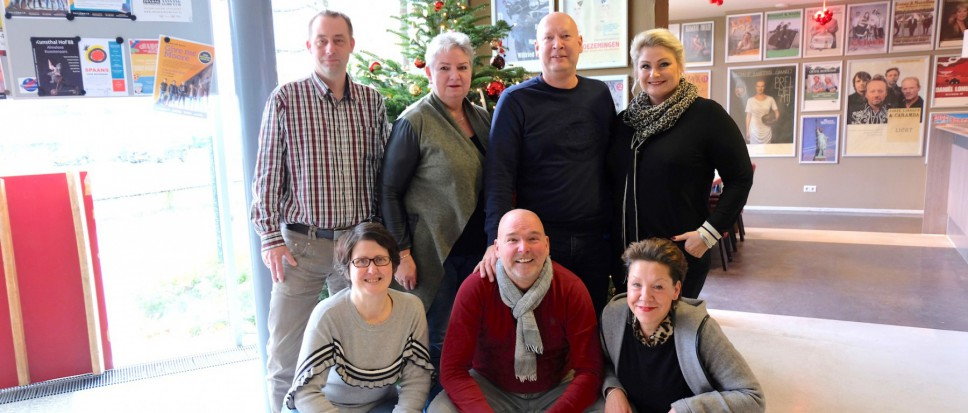 Kerstherberg Borne tóch gered