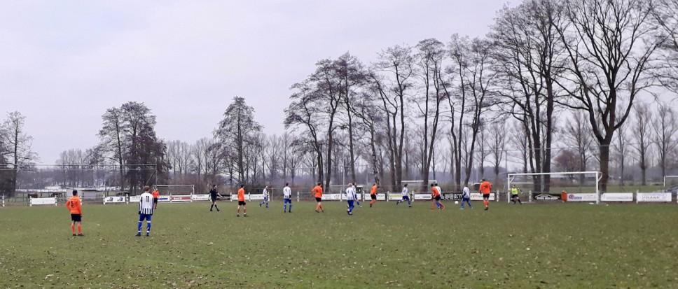 Lusteloos BZSV met 3-0 ten onder