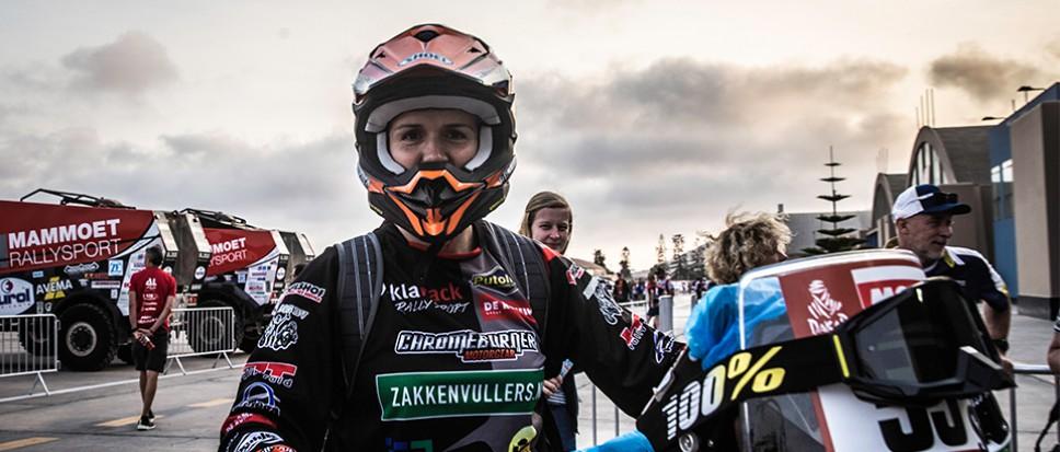 Mirjam Pol zeer tevreden over Dakar 2019