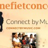Benefietconcert voor Connect by Music