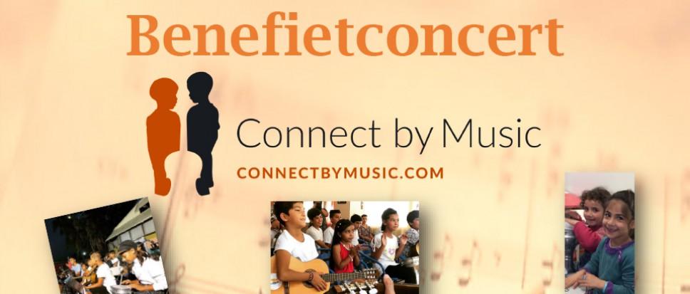 Benefietconcert voor Connect by Music