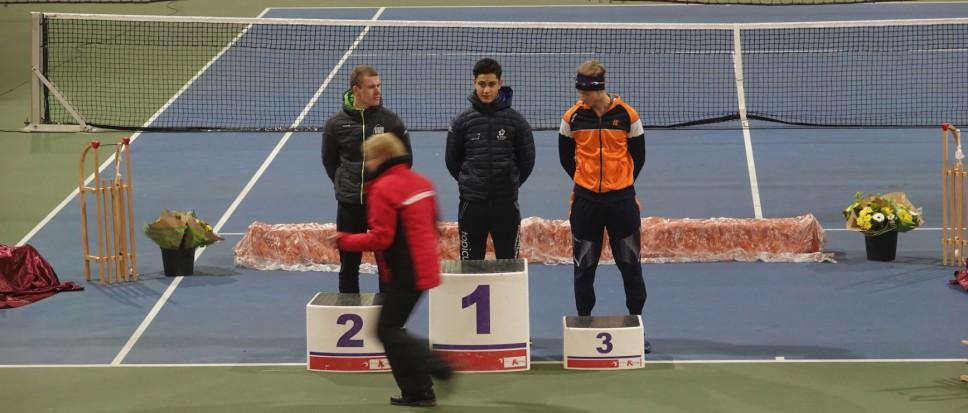 Sebas Diniz Nederlands kampioen