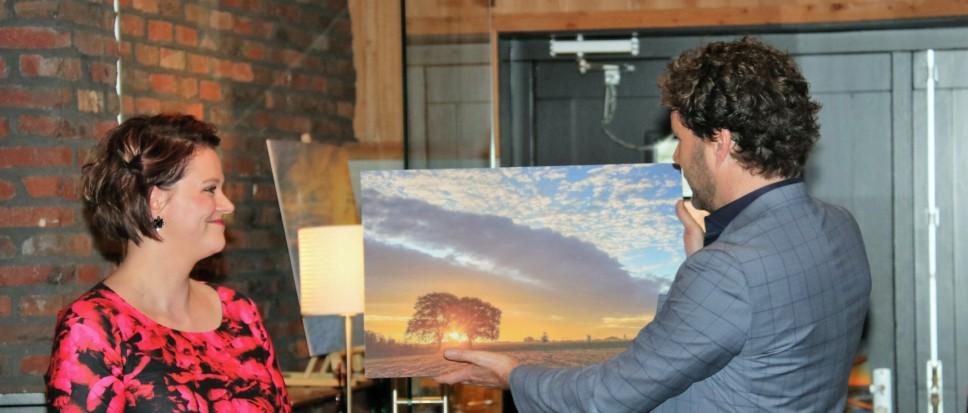 Dennis Wilt opent foto-expositie