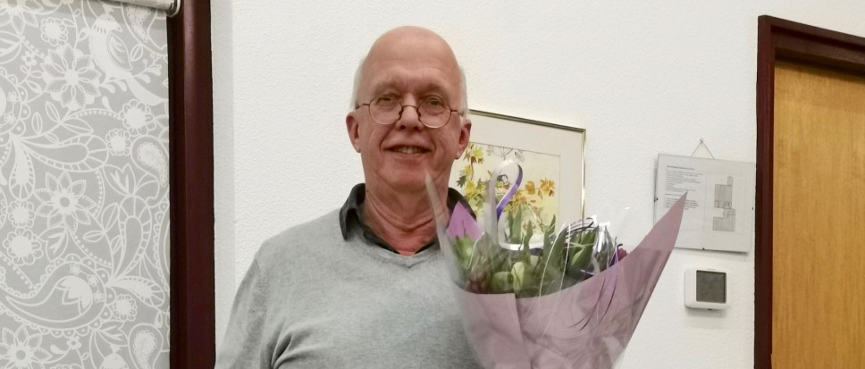 40 Jaar lid Bornse Damvereniging