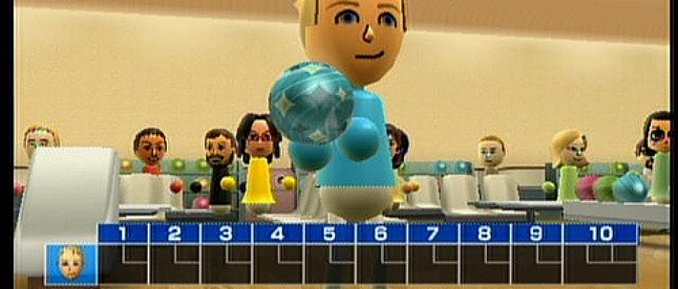 Wii Sporttoernooi - 20 mrt