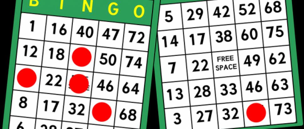 Bingo avond - 1 apr