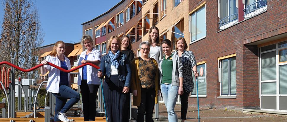 Wandelen met gezondheidscentrum 't Dijkhuis