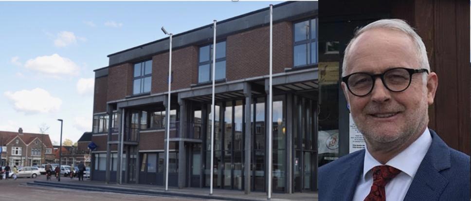 Gerard van den Hengel waarnemend burgemeester