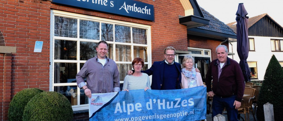 Kokkerellen voor Alpe d'HuZes