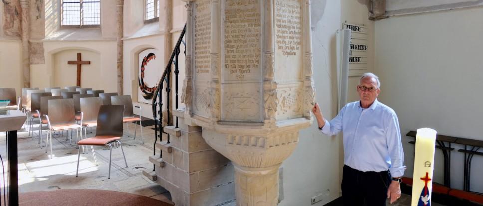 Acties voor restauratie Oude Kerk