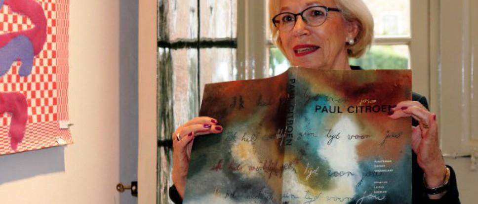 Bezoek tentoonstelling 'Leven lang weven' met conservator