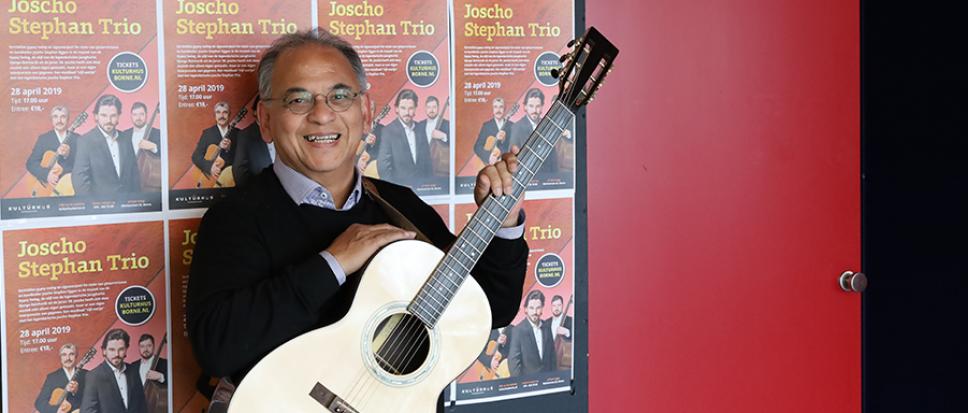 Faulhaber haalt topgitarist naar Borne