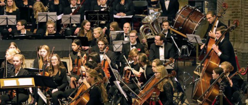 Twents Jeugd Symfonie Orkest - 22 dec