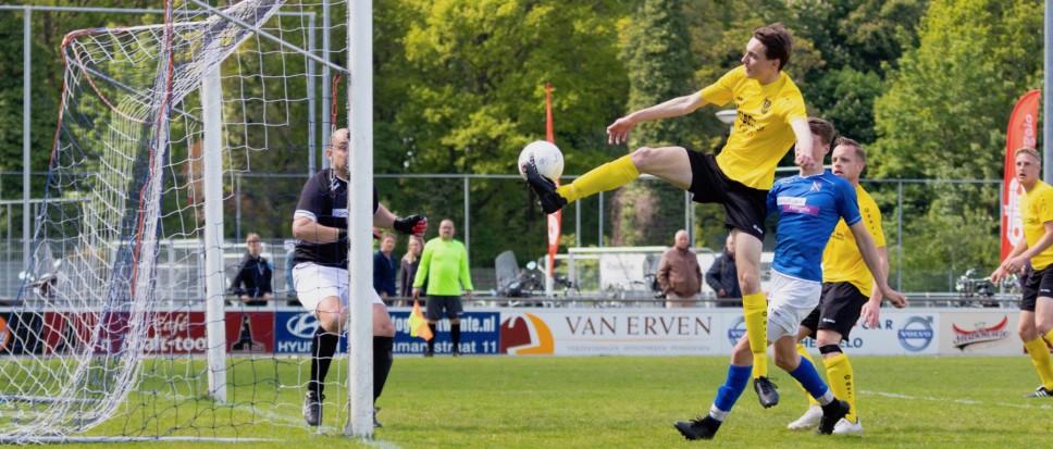 BVV Borne wint van HVV Hengelo