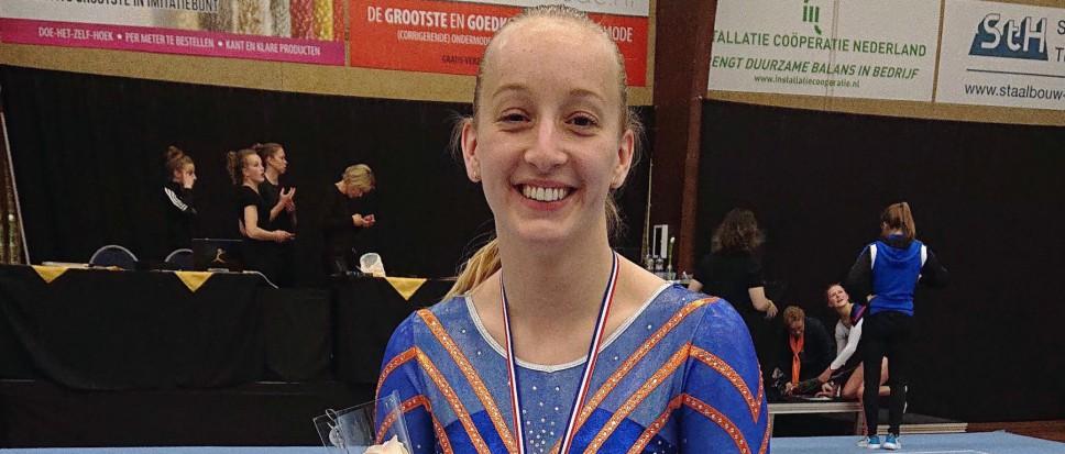 Denise Korterik districtskampioene