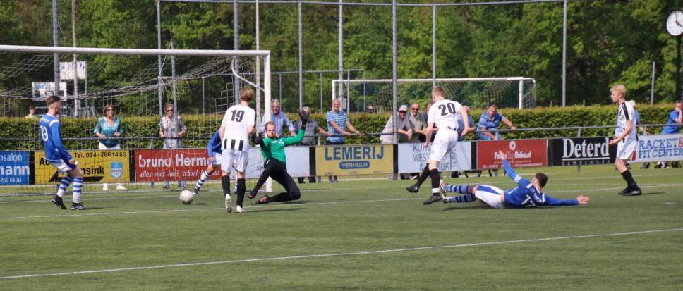 NEO wint met 4-2 van Eilermark