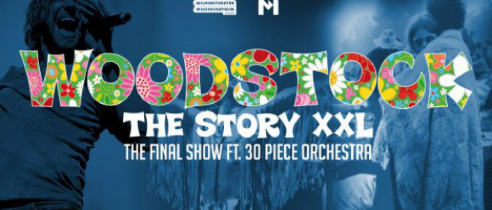 Metropool Open Air: Woodstock the Story XXL