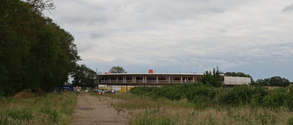 Bouw Zorghotel ligt nog steeds stil