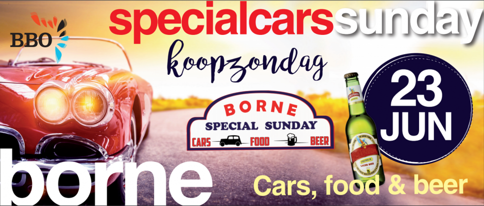Special Cars Sunday