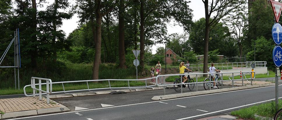 Zorgen over veiligheid fietsoversteekplaatsen