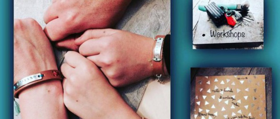 Leren armband maken - volw.
