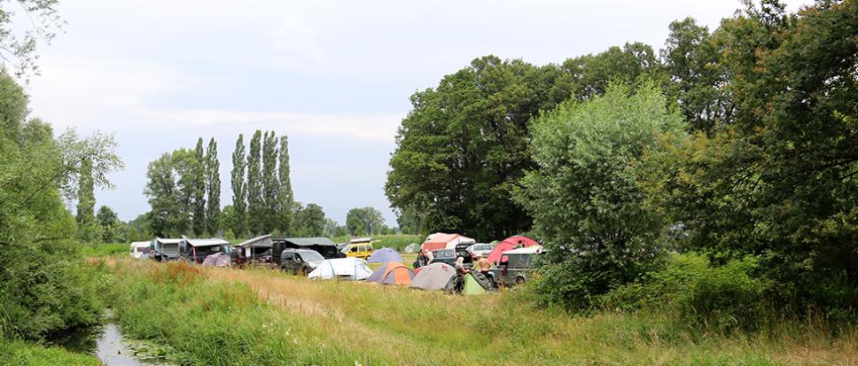 Tijdelijk niet twee maar drie campings